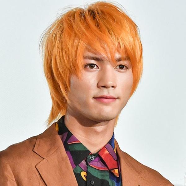 板垣瑞生 オレンジ