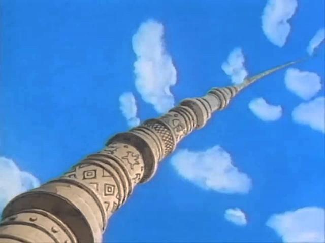 カリンの塔