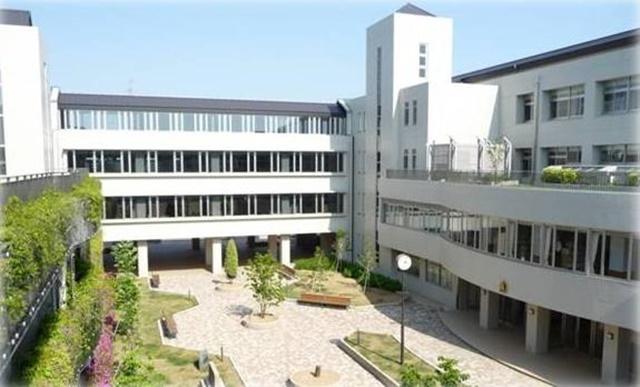 兵庫県立尼崎西高等学校